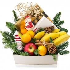Новогодняя коробка 1